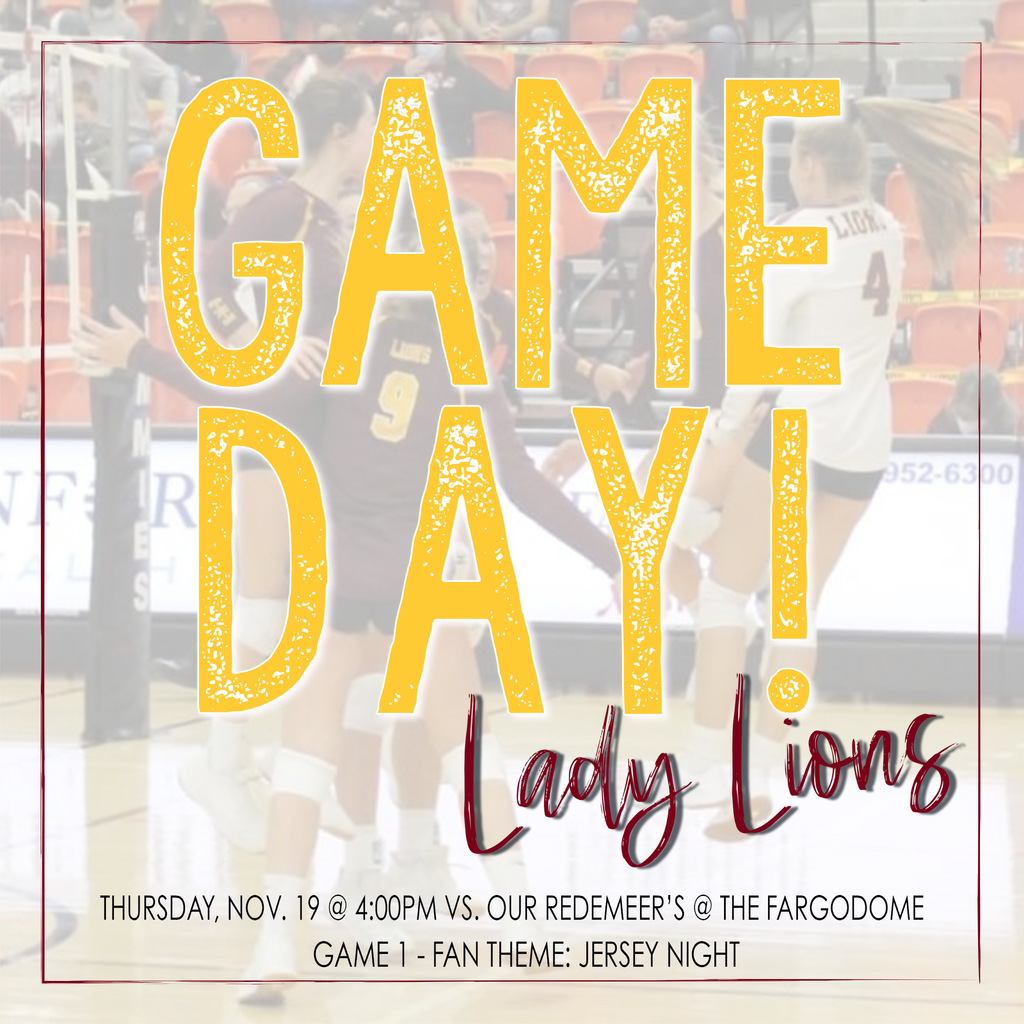 Lady Lions Game Day